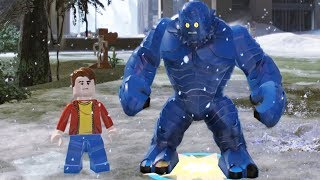 LEGO Marvel Super Heroes 2 - How to Unlock A-Bomb (Big Fig Characters) + Free Roam Gameplay