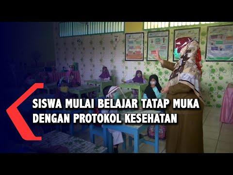 terapkan protokol kesehatan siswa mit al-ishlah gorontalo belajar tatap muka