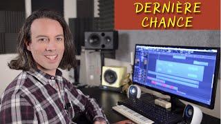"""En studio avec Dominique de Witte : """"DERNIÈRE CHANCE"""" #9"""