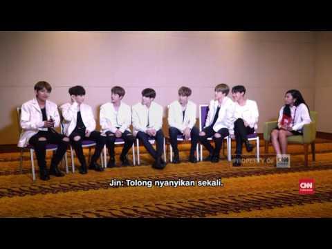 Eksklusif   bangtan boys   bts di indonesia  part 1 of 2  k pop boy band