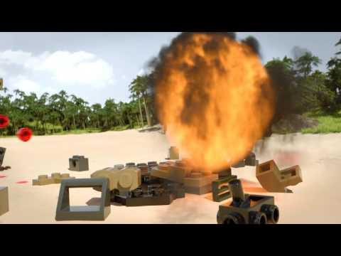 Vidéo LEGO Star Wars 75165 : Pack de combat des soldats de l'Empire