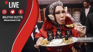 """MGTV LIVE : """"Kepercayaan netizen terhadap saya telah musnah"""" -Dato Seri Vida"""