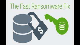Ransomeware Tool II how to remove ransomware II