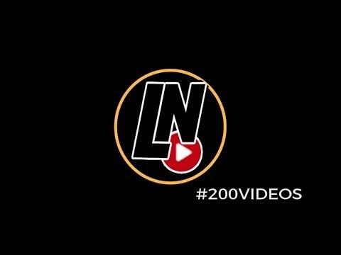 Novo Trailer #200videoslivroniacos