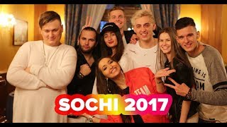 Вместе с mediafamily.pro на Sochi Fashion Week и на Всемирном Фестивале Молодежи и Студентов