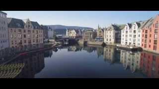 The Art Nouveau Town, Norway