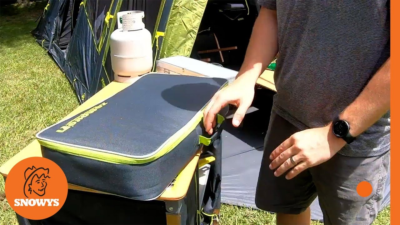 Deluxe Stove Carry Case