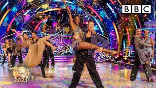 Our new Strictly couples dance to Permission To Dance by BTS✨ BBC Strictly 2021