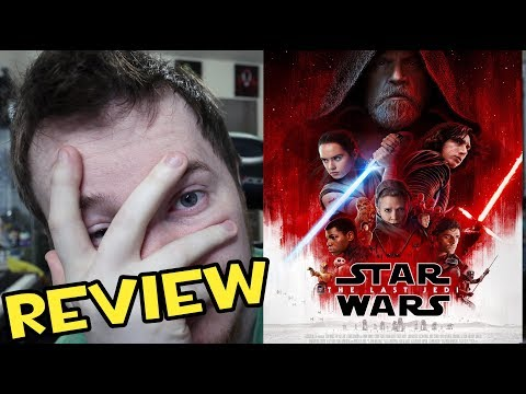 Star Wars: The Last Jedi Review (SPOILERS)