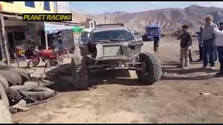 DAKAR2019 Etapa4 NOS ENCONTRAMOS CON TOM CORONEL (Arequipa -Tacna)