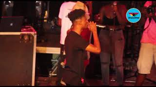 M.anifest Performs With Kwesi Arthur At M.anifestivities