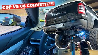 STARTING MY 1,000HP RAM TRX BUILD!!! Ft. Cop Pulls Me Over And Says THIS...