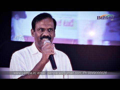 Food | Vinay Kumar | TELUGU IMPACT Hyd 2014