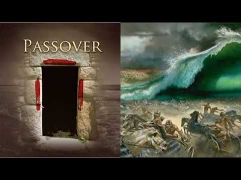 8 Biblical Types Involving Water: 3 - The Crossing of the Red Sea