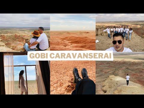 Gobi Caravanserai явсан аяллын VLOG | Дундговь Өлзийт сум | NominazureTV