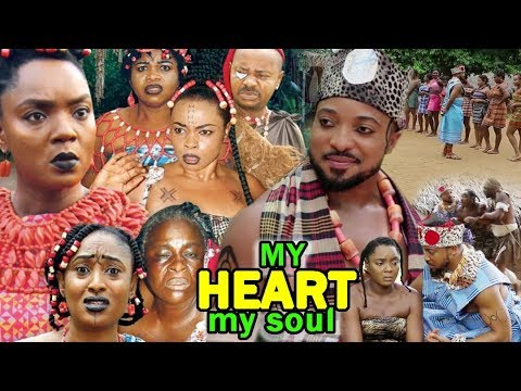 My Heart My Soul 5&6 - Chioma Chukwuka 2018 Latest Nigerian Nollywood Movie ll African Epic Movie HD