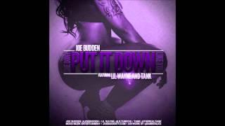 Joe Budden She Don't Put It Down Like You Ft. Lil Wayne & Tank [Bass Boosted] New 2012