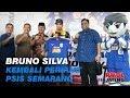 Bruno Silva Kembali Perkuat PSIS Semarang