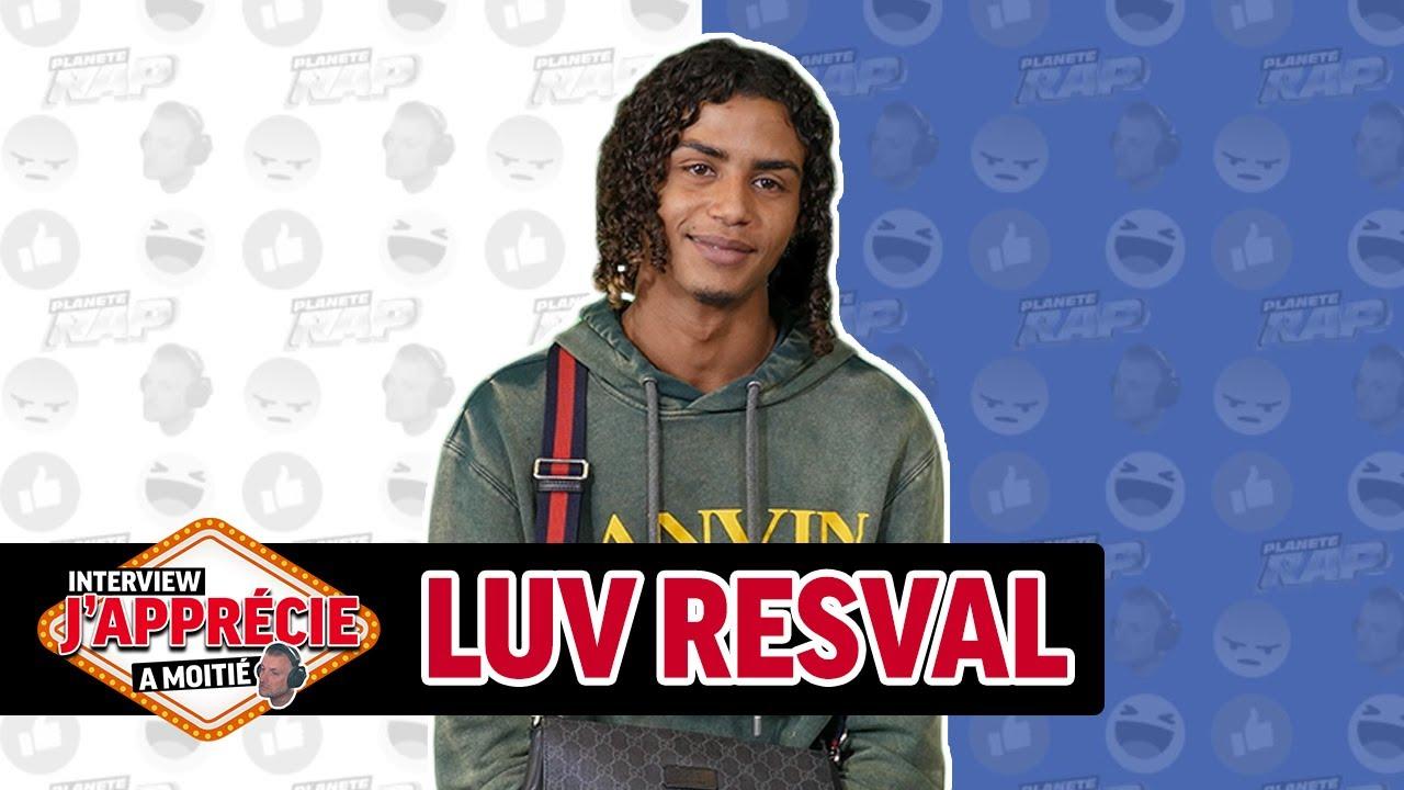 """Interview """"J'apprécie à moitié"""" avec Luv Resval #60"""
