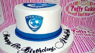 AL HILAL S. FC LOGO | BIRTHDAY CAKES | DESIGN IDEAS