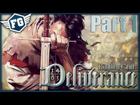 Kingdom Come: Deliverance - První Hodinka Plná Hnoje
