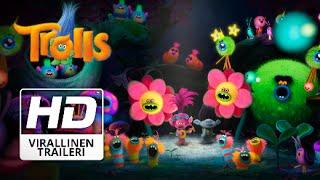 Trolls   Virallinen traileri #2 HD   Suomi