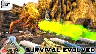 ARK: Survival Evolved - BROODMOTHER FIGHT! E79 ( Gameplay )