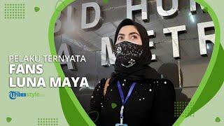 Pelaku Penyebar Video Syur Mirip Syahrini Ternyata Fans dari Luna Maya