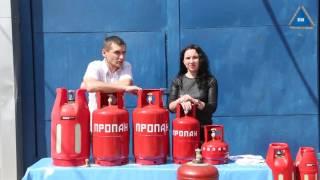 Газовый Баллон на 12 литров от компании ПКФ «Электромотор» - видео