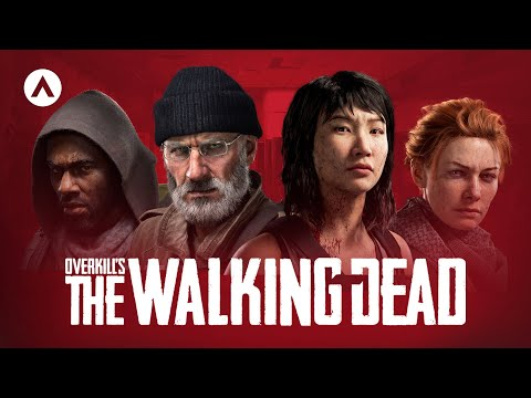 The Tragedy of Overkill's The Walking Dead