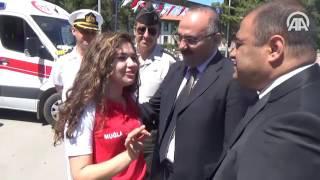 Muğla'da Trafik Haftası sebebiyle etkinlik düzenlendi