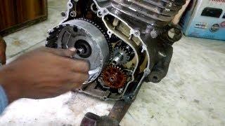 Working Of  Engine HINDI