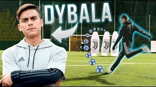 PAULO DYBALA | FREE KICK BATTLE!