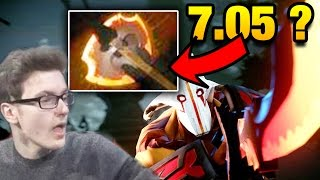 Miracle- Is Batte Fury Still Good With Juggernaut in DOTA 2 7.05