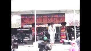 Show Nuff Funk@Festival Sundiata Seattle Wa 2013/Brick