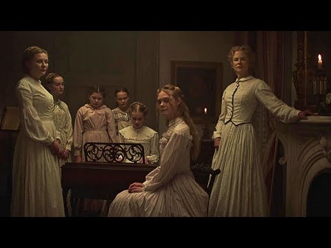 Kirsten Dunst & Elle Fanning on Reteaming With Sofia Coppola for 'The Beguiled'