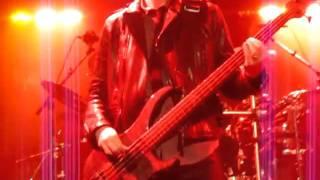 "Duran Duran ""safe"" in Houston, Warehouse, April 6th"