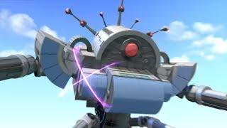 Тоботы 4 сезон - Новые серии - 21 Серия | Мультики про роботов трансформеров