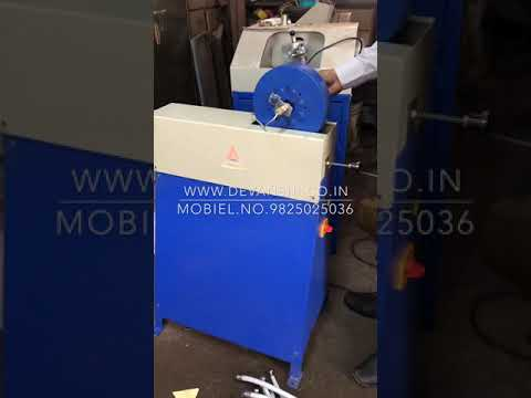PVC Connection Pipe Crimping Machine