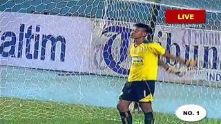 SEMI FINAL Arema Cronus Vs Madura United 1 4 Piala Gubernur Kaltim 2016   FULL Adu Pinalti