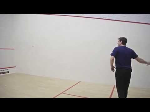 Review of the Dunlop Biomimetic Elite GTS squash racket