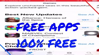 How to get all apps for free 2017! WORKING NOVEMBER 2 to  OCTOBER 28 2018