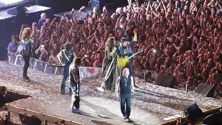 Aerosmith - Mother Popcorn / Walk This Way @ Tauron Arena, Kraków 2.06.2017