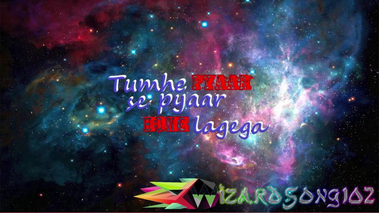 TUMHE DILLAGI - Rahat Fateh & Ali Khan Lyrics . .