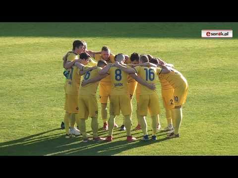 WIDEO: Ekoball Stal Sanok - Partyzant Targowiska 2-0 [BRAMKI]