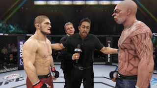 Khabib vs. Biohazard (EA Sports UFC 3) ☝️🦅