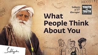 Overcome The Fear of Being Judged– Sadhguru