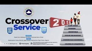 2018 Crossover Service