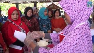 Pelatihan Olahan Ikan Dharma Wanita Persatuan Kabupaten Sleman