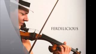 Moby   Almost Home (Sebastien Remix)  Violin Cover (www.FerdiLicious.de)